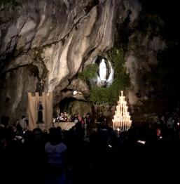 Viaggio a Lourdes in Aereo da Milano Sant'Ambrogio