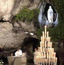 Pellegrinaggio a Lourdes in Pullman dal Nord Capodanno