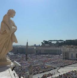 Pellegrinaggio a Roma Week End Novembre