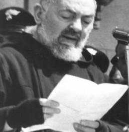 Pellegrinaggio Padre Pio da Roma in Pullman Gennaio