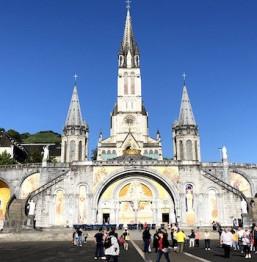 Viaggio a Lourdes in Aereo da Napoli Luglio