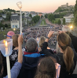 Viaggio a Lourdes in Aereo da Roma Giugno