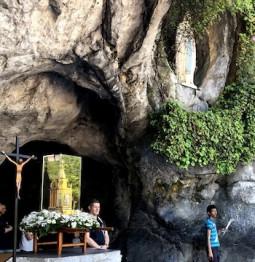 Viaggio a Lourdes in Aereo da Roma Maggio