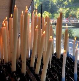 Viaggio a Lourdes in Aereo da Roma Pasqua