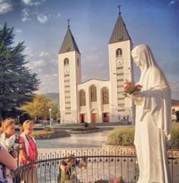 Viaggio a Medjugorje in Nave da Bari Anniversario Apparizioni