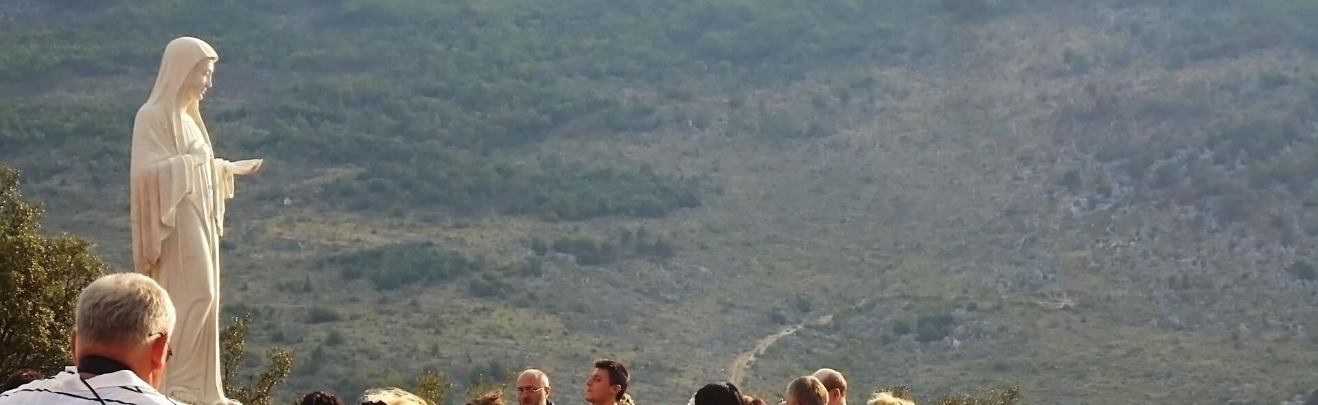 Viaggio a Medjugorje in Nave da Ancona Messaggio 25 Settembre