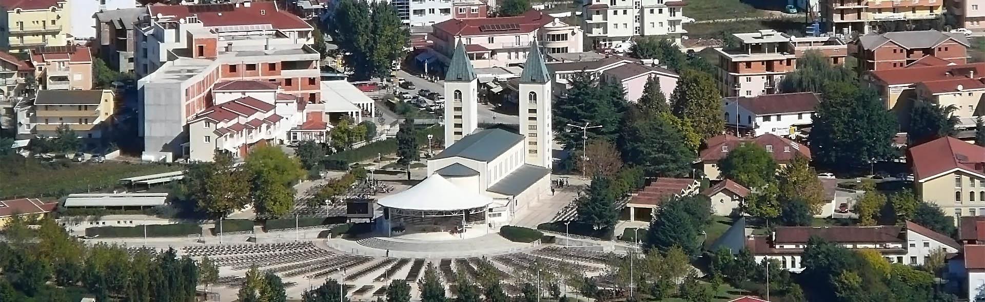 Viaggio a Medjugorje in Pullman dalla Sicilia e Calabria 1 Ottobre