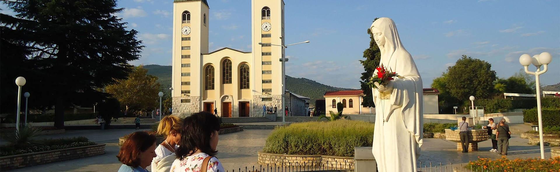 Viaggio a Medjugorje in Pullman dalla Sicilia e Calabria Ferragosto