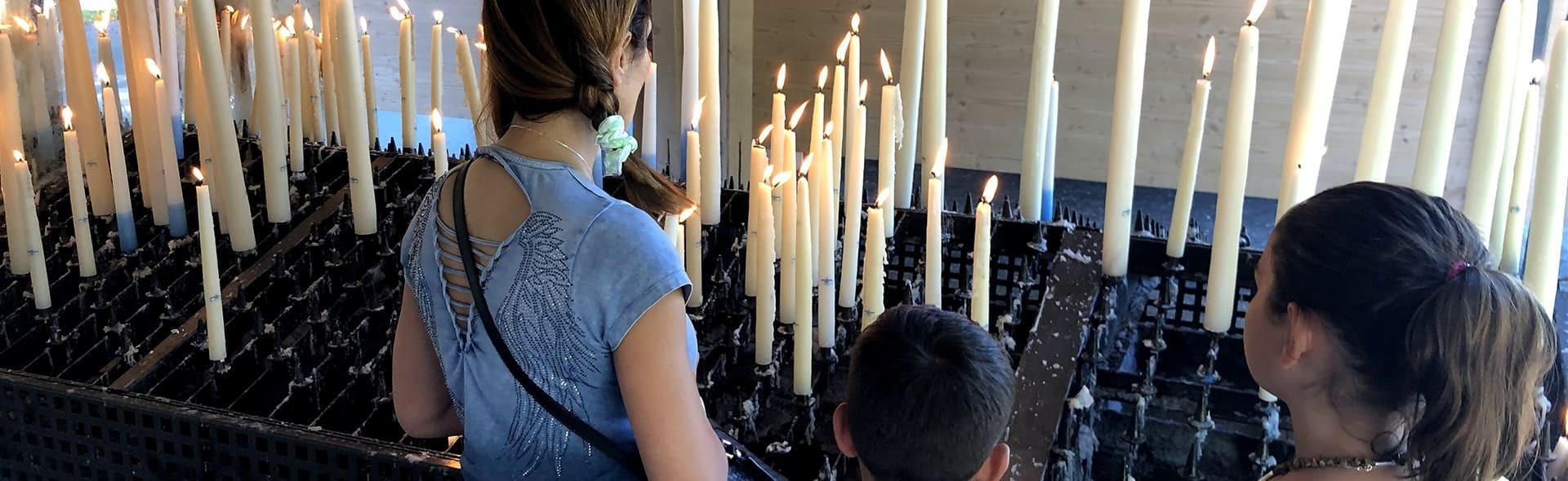 Pellegrinaggio a Lourdes in Pullman dal Nord Pasqua