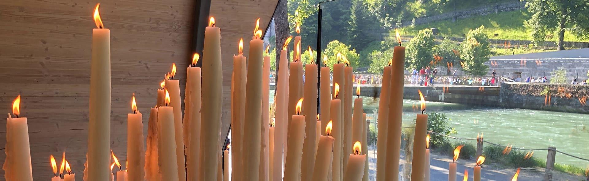 Pellegrinaggio a Lourdes dal Nord in Pullman Maggio