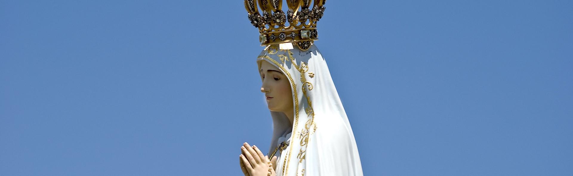 Pellegrinaggio a Fatima da Roma 13 Maggio