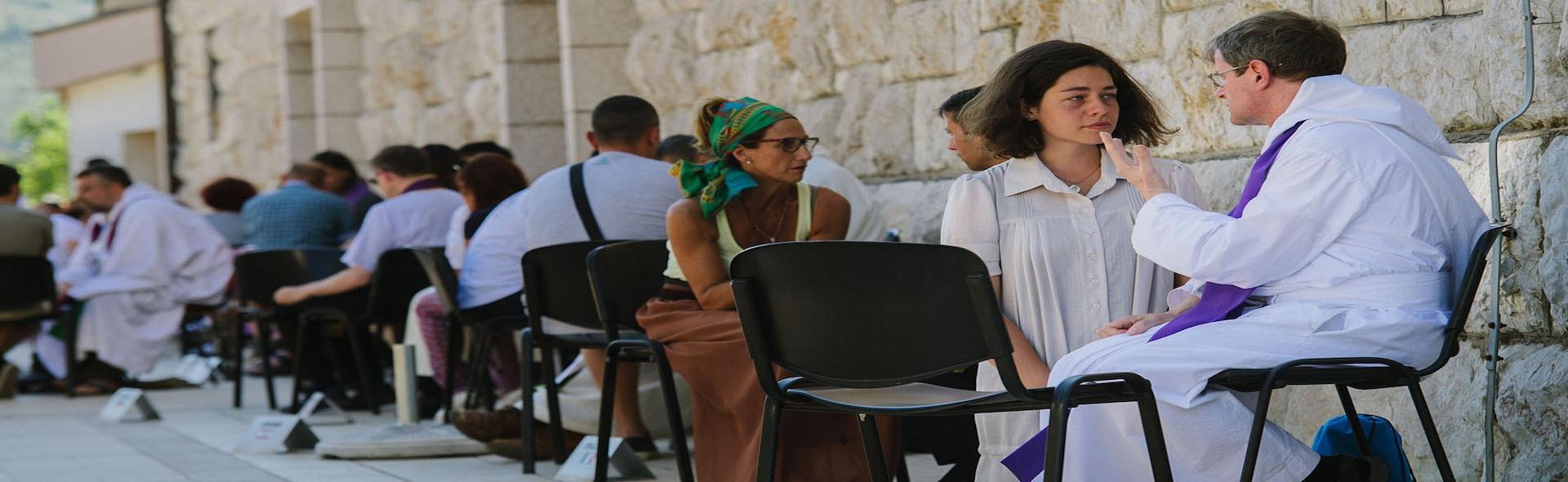 Viaggio a Medjugorje in Aereo da Roma Messaggio 25 Settembre