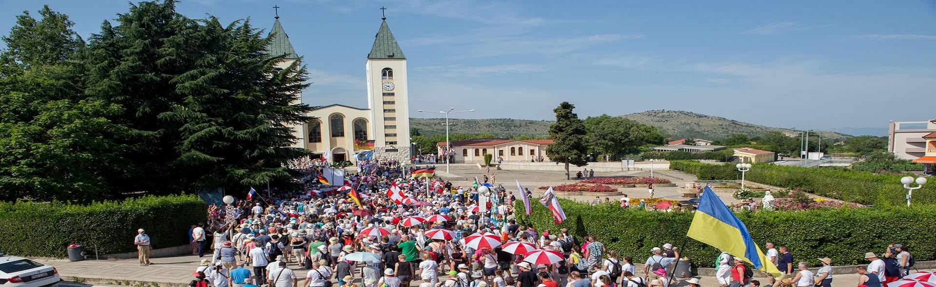 Viaggio a Medjugorje in Nave da Bari Fine Agosto