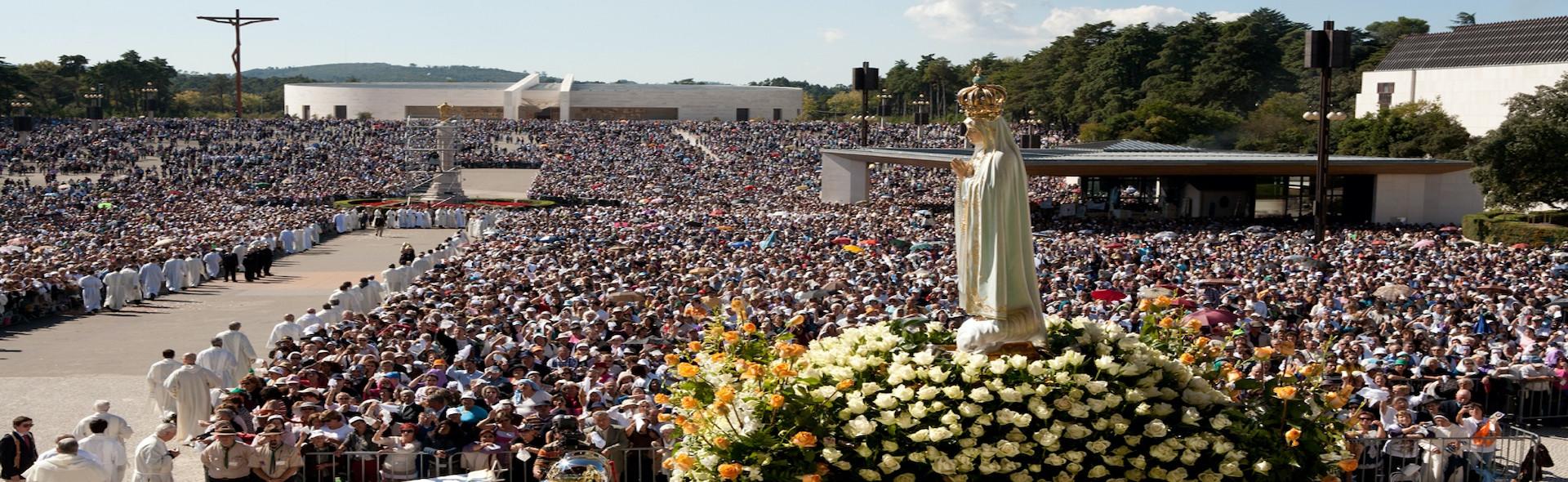 Pellegrinaggio a Fatima da Milano Santi