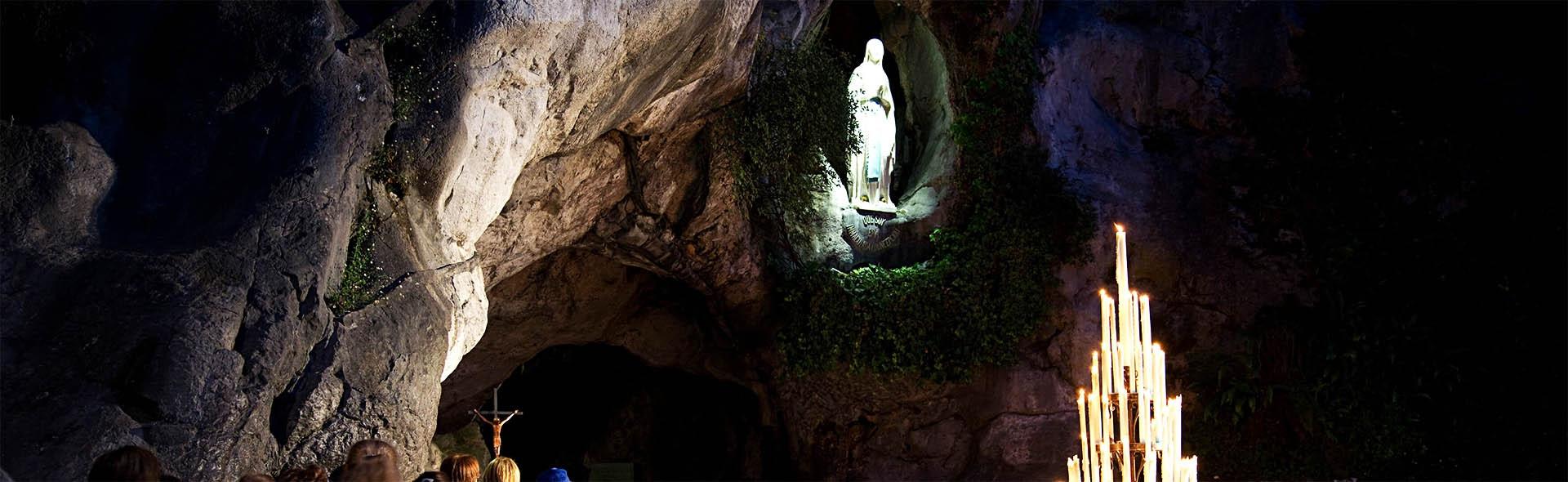 Viaggio a Lourdes in Aereo da Napoli Ferragosto