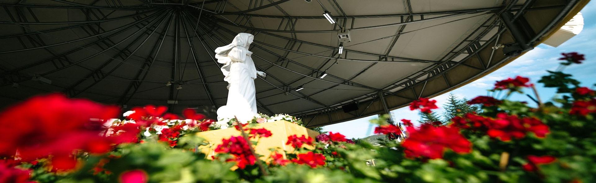 Viaggio a Medjugorje in Nave da Ancona Messaggio 25 Agosto