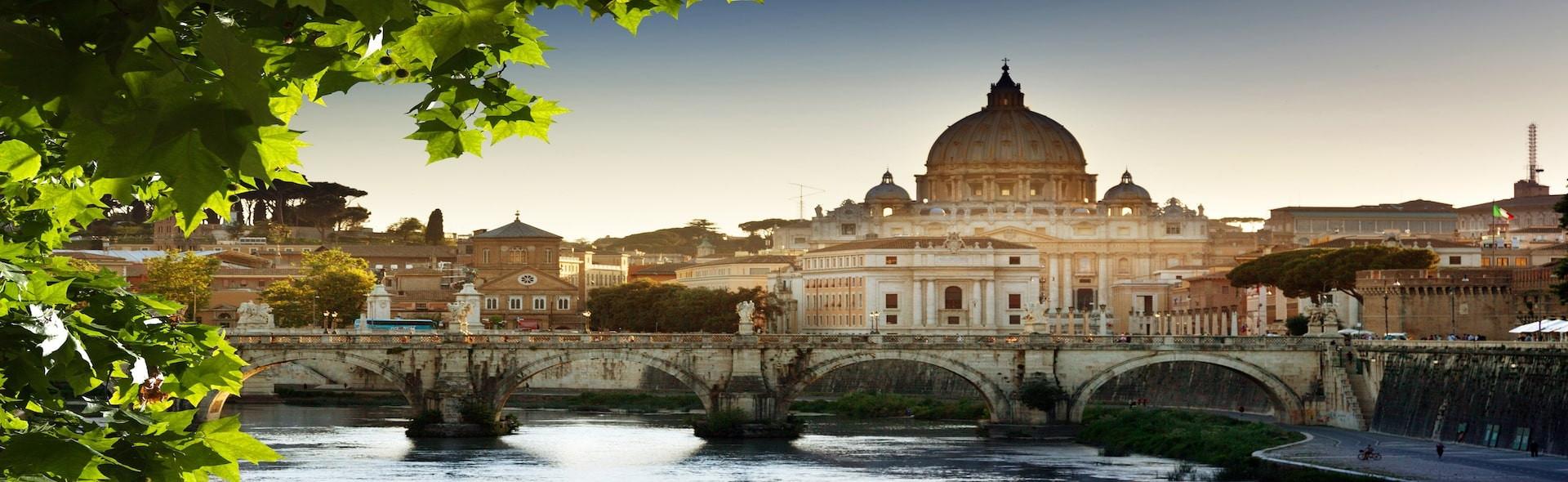 Pellegrinaggio a Roma Week End Ottobre