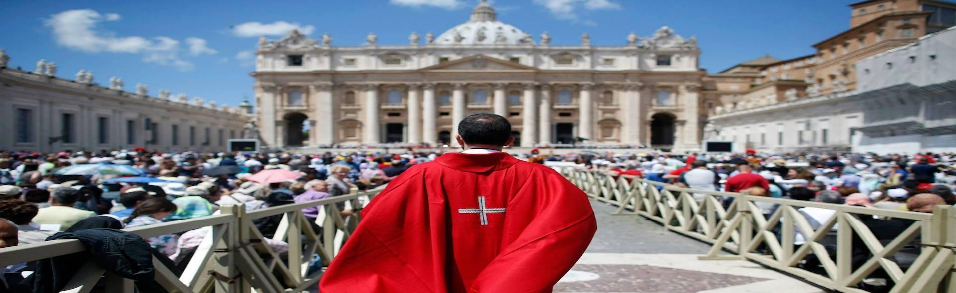 Pellegrinaggio a Roma Udienza dal Papa Marzo