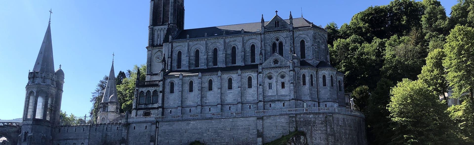 Viaggio a Lourdes in Aereo da Milano Agosto