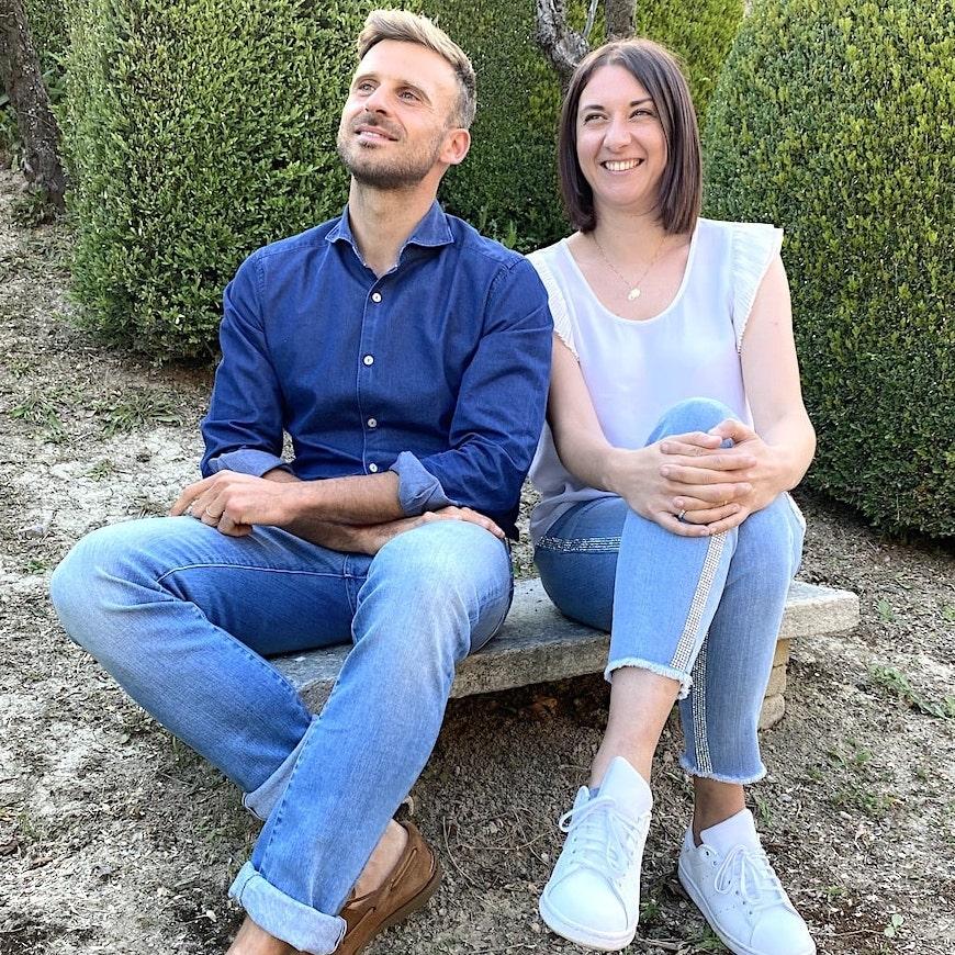 Annalisa e Riccardo Bianco Viaggi 1